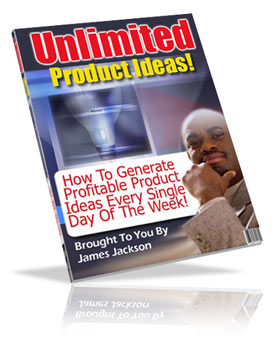 Product picture Unlimited Product Ideas Package!